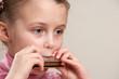 Child play harmonica