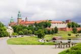 Wawel Royal Castle in Poland poster