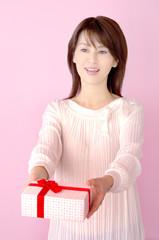 女性のプレゼント
