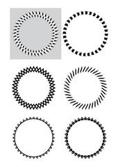 6 Circular design elements