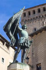 Estatua de Bravo