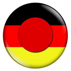 3D-Button - Länder der BRD - Niedersachsen