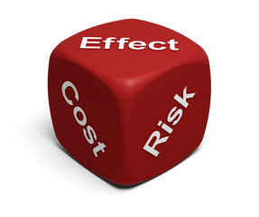 Risk, Cost, Effect
