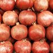 pomegranate closeup, background