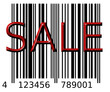 Barcode sale