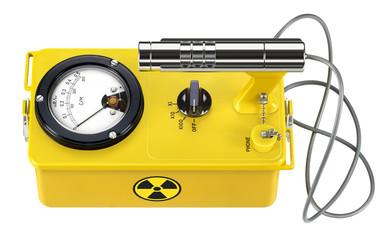 radioactivity meter