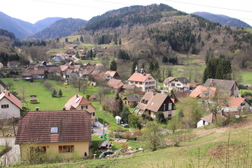 Village vosgien