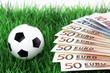 euro mit fussball