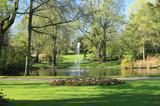 Fototapety Jardin des plantes - Nantes