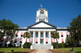 Historic Tallahassee Florida Capital Building