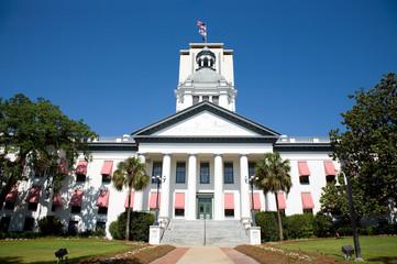 Historic Tallahassee Florida Capital Building