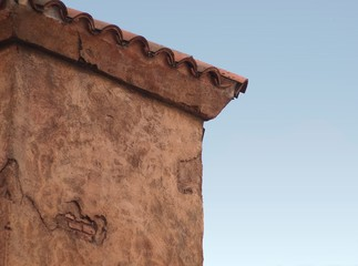 Detail from Mexican house