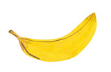 painted banana