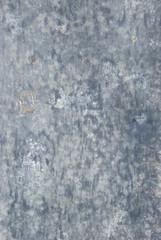 Old galvanized sheet of metal