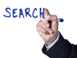 zoom sur le mot SEARCH