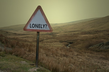 Its lonely out there