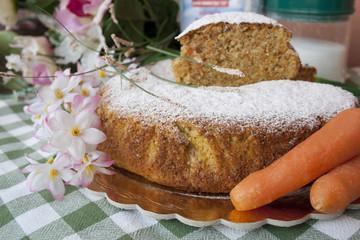 Torta alle carote (Carrot Cake)