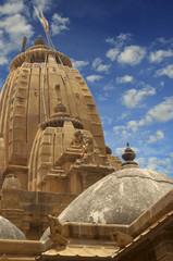 Temple jaïn - Inde