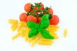 pasta tomato basil