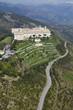 Vista aerea abbazia di Montecassino