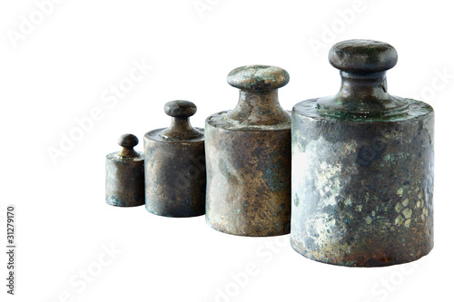 Ancient weights