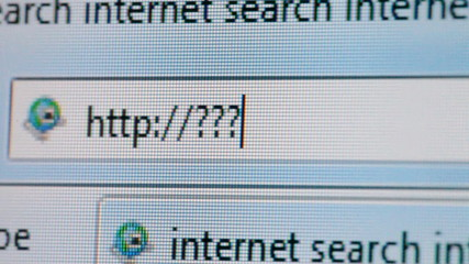 internet web address search