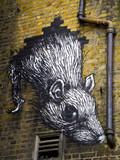 Fototapete Stadt - Kunst - Graffiti