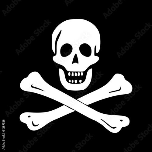 Почему пираты плавали под флагом Веселый Роджер? Принято счита