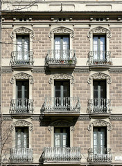 Barcelona - Muntaner 134 a 1