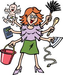 Busy Mum