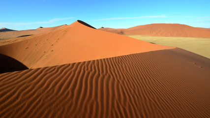 Sossusvlei dune with