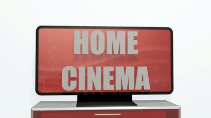 3D Home Cinema
