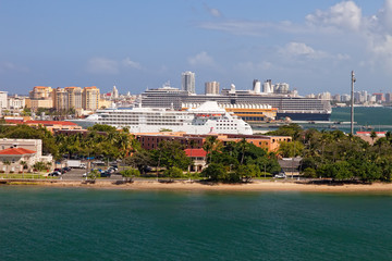 San Juan Cruise Port, Puerto Rico