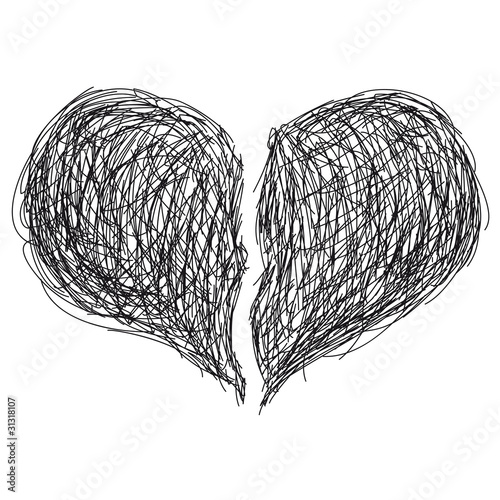 cuore spezzato © robodread