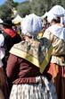 costume provençal folklorique niçois