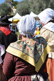 costume folklorique provençal niçois