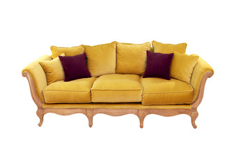 Stylish sofa