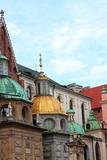 Krakow, Poland, Wawel Castle poster