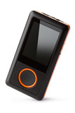 Portable digital audio player
