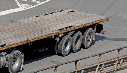 truck road transport