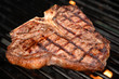 T-Bone Steak on the Grill - 31329319