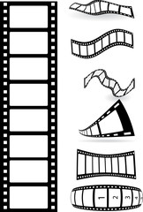 film and photo vector