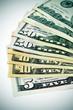 United States dollars notes