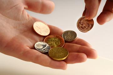 Czech money
