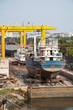 Shipbuilding capacity shipyard thailand
