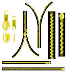 golden zip