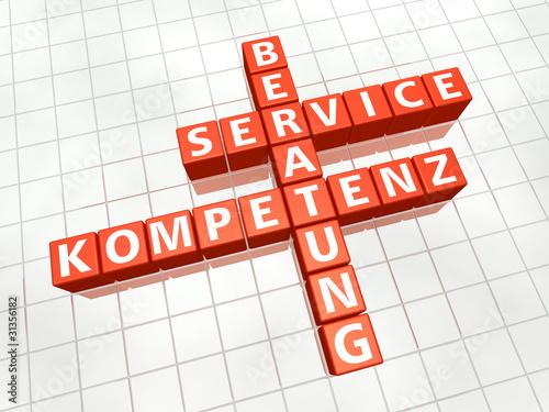 Service - Kompetenz - Beratung