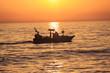 tramonto marino