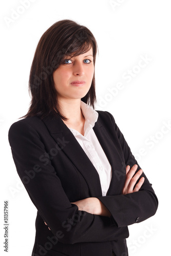 Succesful businesswoman