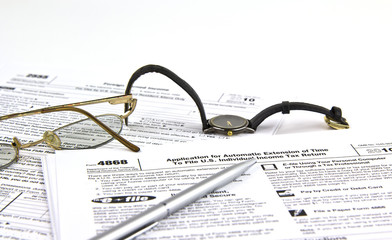 Tax Extension for 2010
